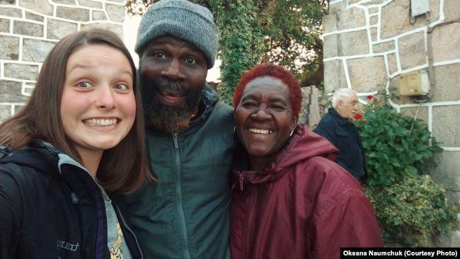 Перше на «Каміно» подружжя з Барбадосу