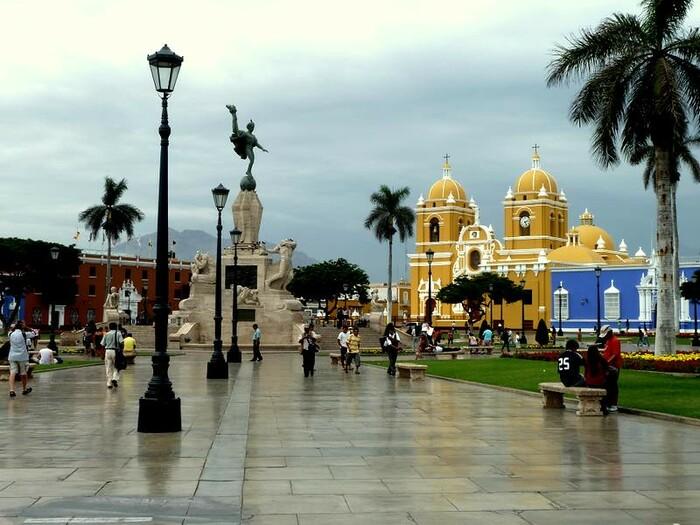 Servicios exclusivos de Emtrafesa están disponibles en ciudades como Trujillo