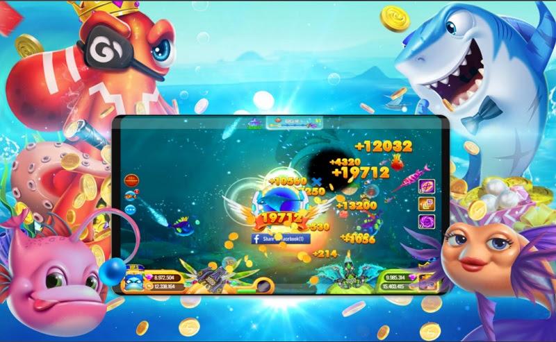 Thể loại game KA King Octopus hấp dẫn