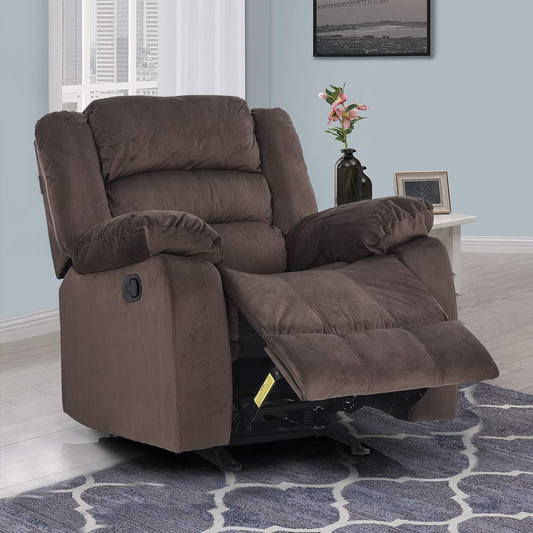 Royal Single Seater Oak Divine Recliner