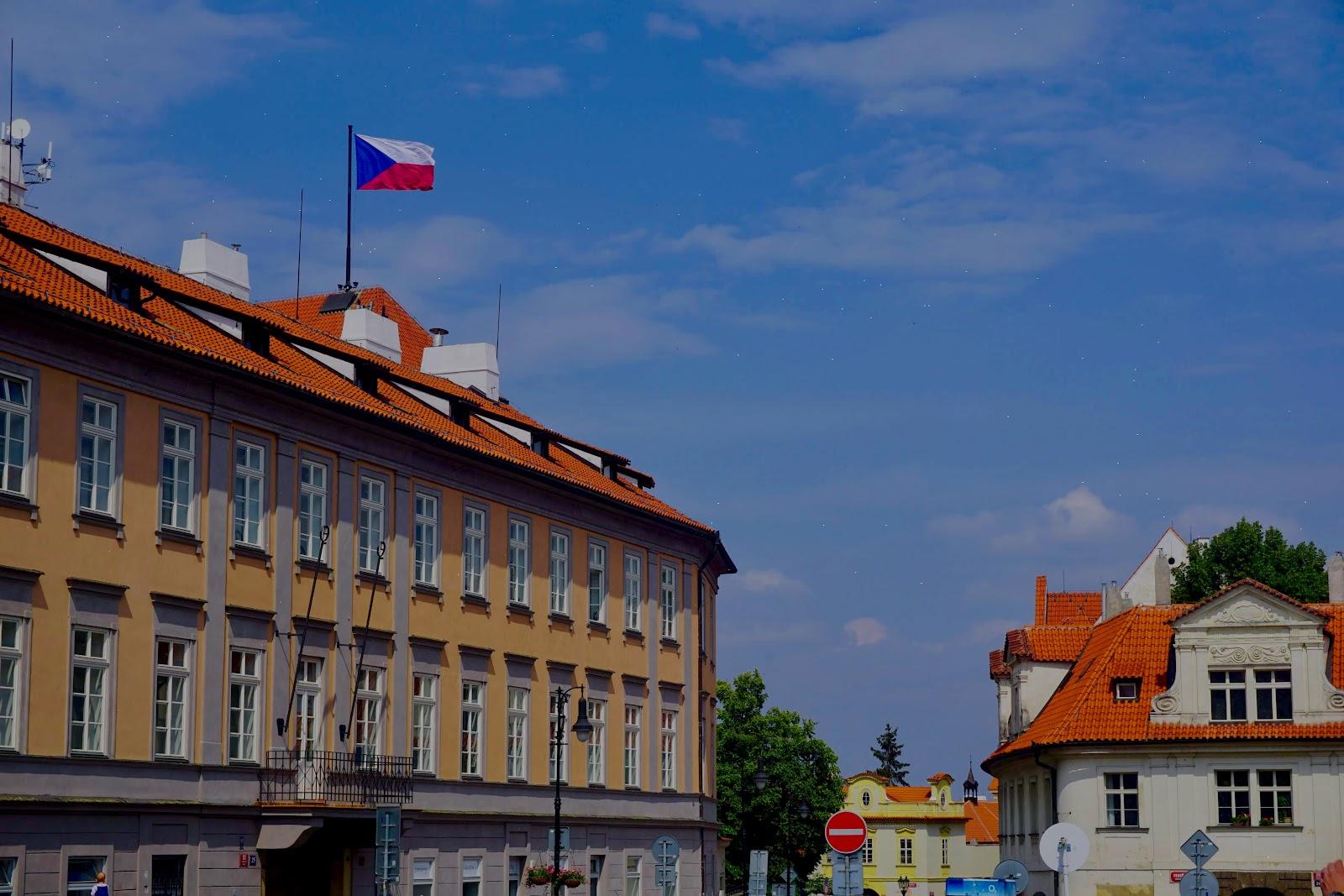 中央ヨーロッパの風景