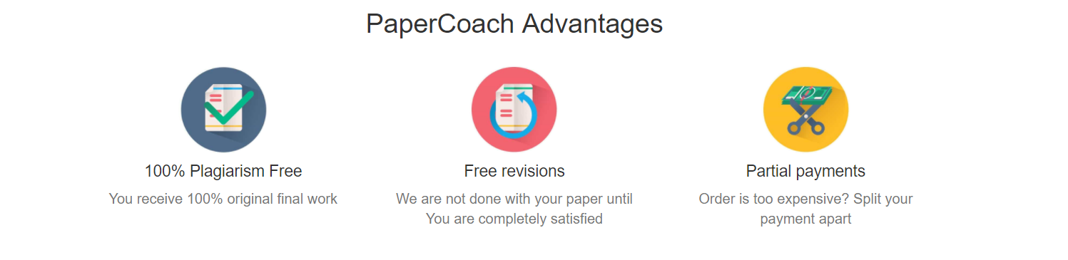 Papercoach.net writing help advantages