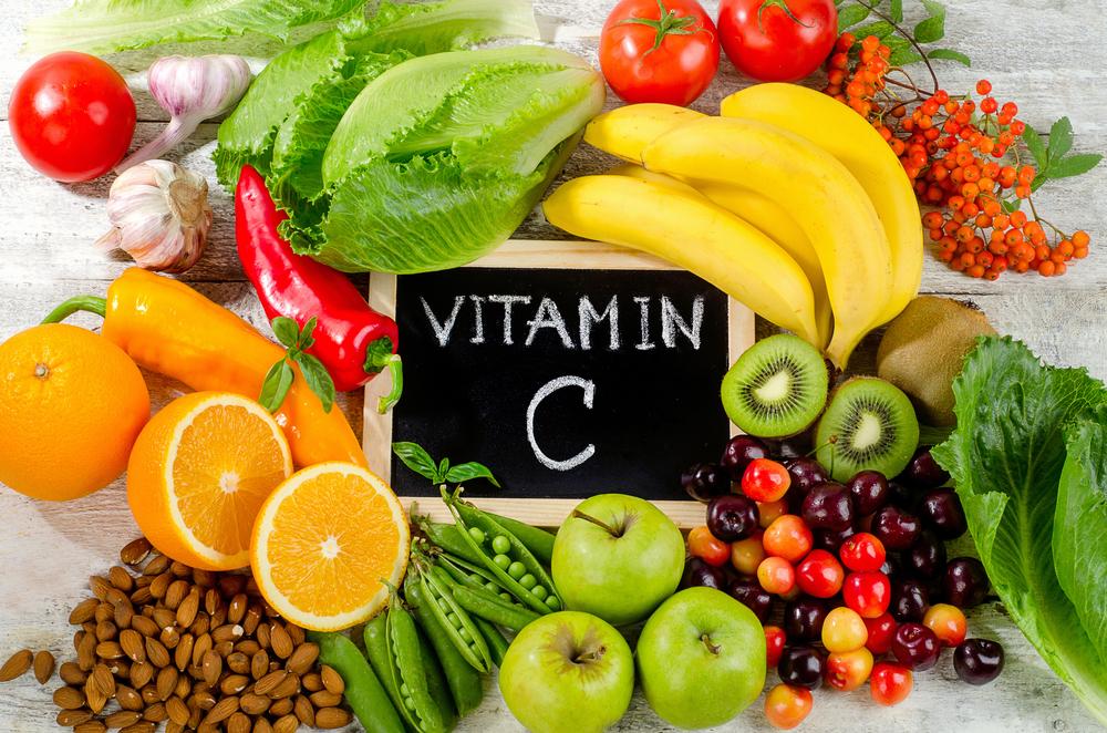 vitamin C chống oxy hóa hiệu quả