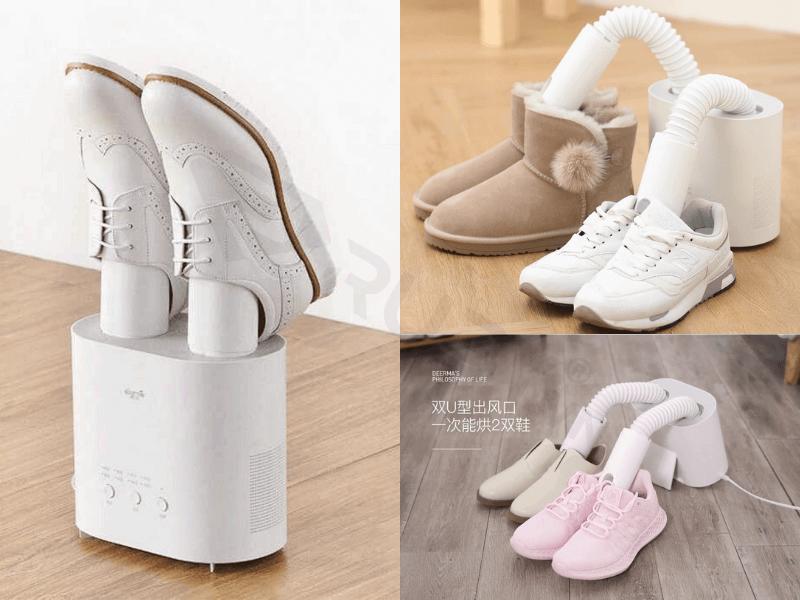 Cách sử dụng máy sấy giày hiệu quả