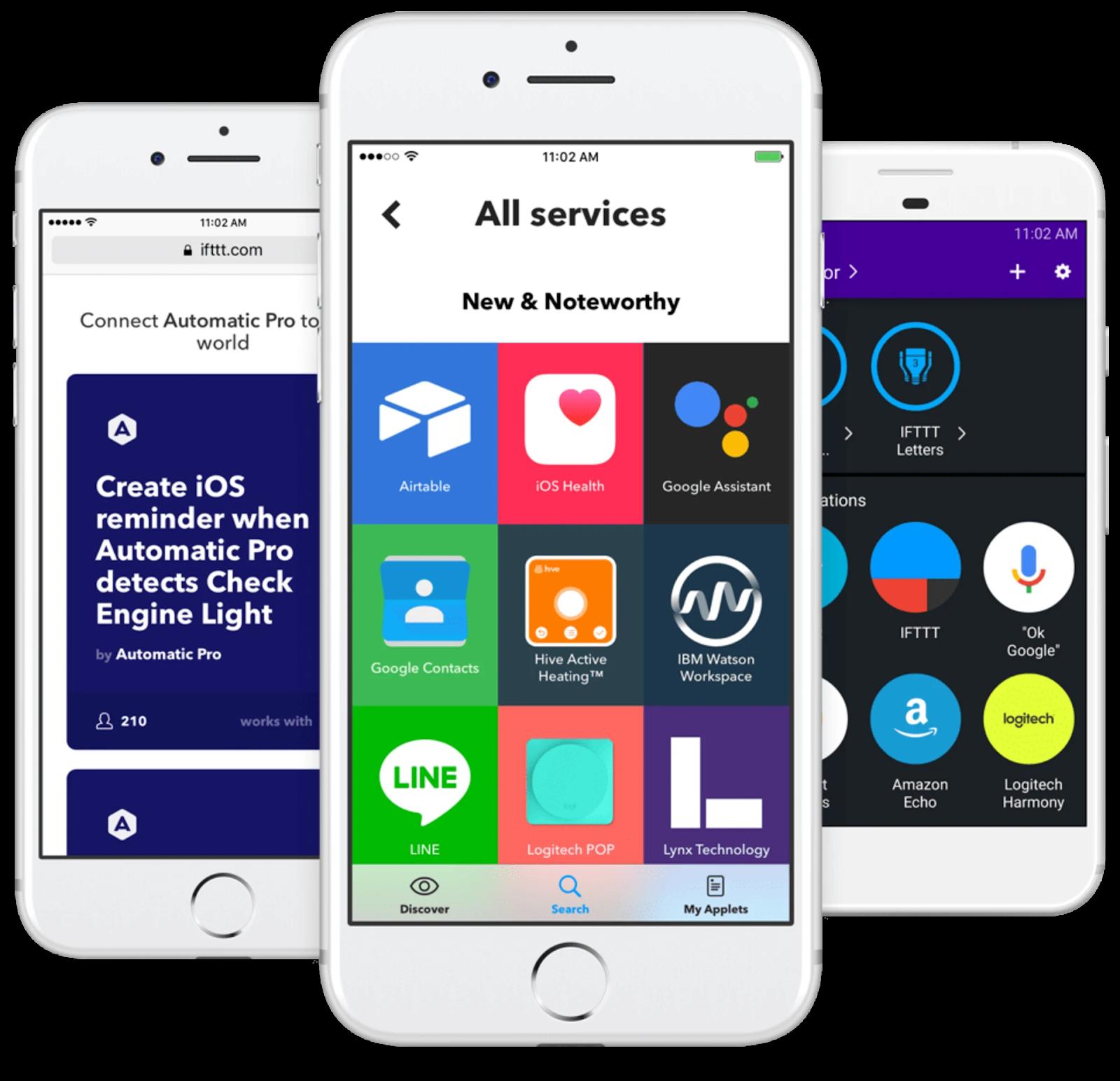 công cụ startup miễn phí - IFTTT
