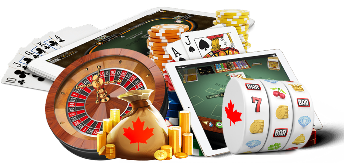 Online Casino Bonuses Available for Canadian Players  