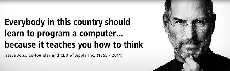 Steve Jobs Quote About Coding