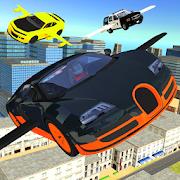 Flying Car Transport Simulator ফ্লাইং কার গাড়ি গেম খেলা