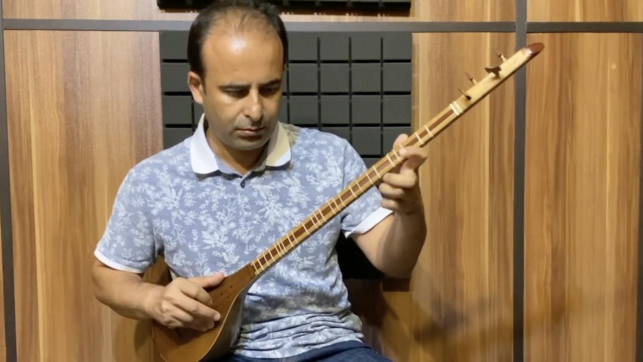کرشمه بیات ترک کتاب سوم هنرستان موسی معروفی نیما فریدونی سهتار
