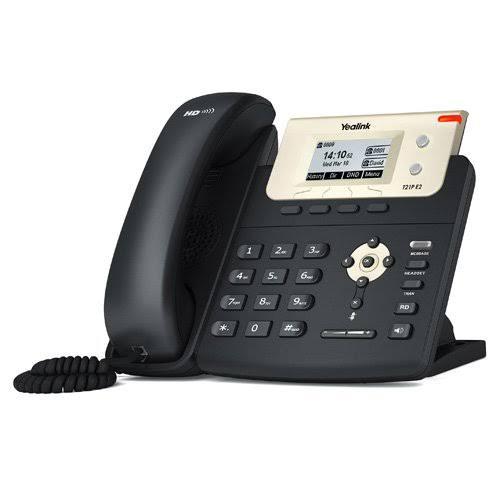 2. Yealink โทรศัพท์ไอพี รุ่น T19e2