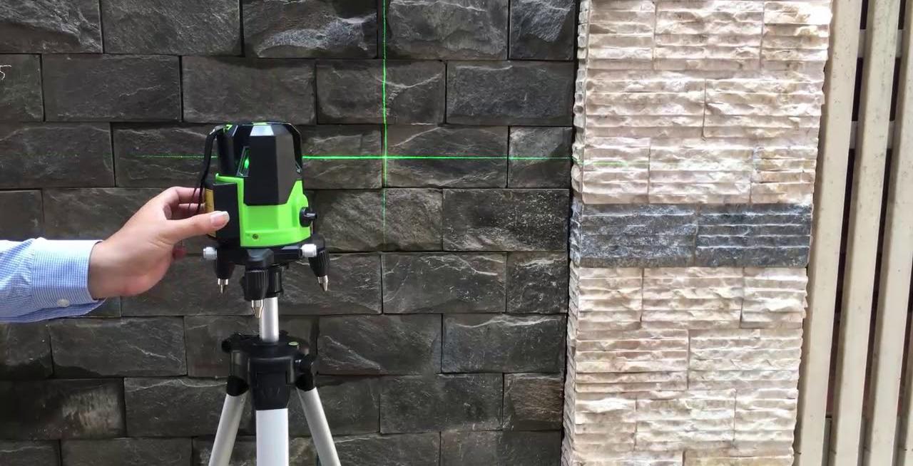 Máy cân mực laser trong ngành xây dựng hiện nay