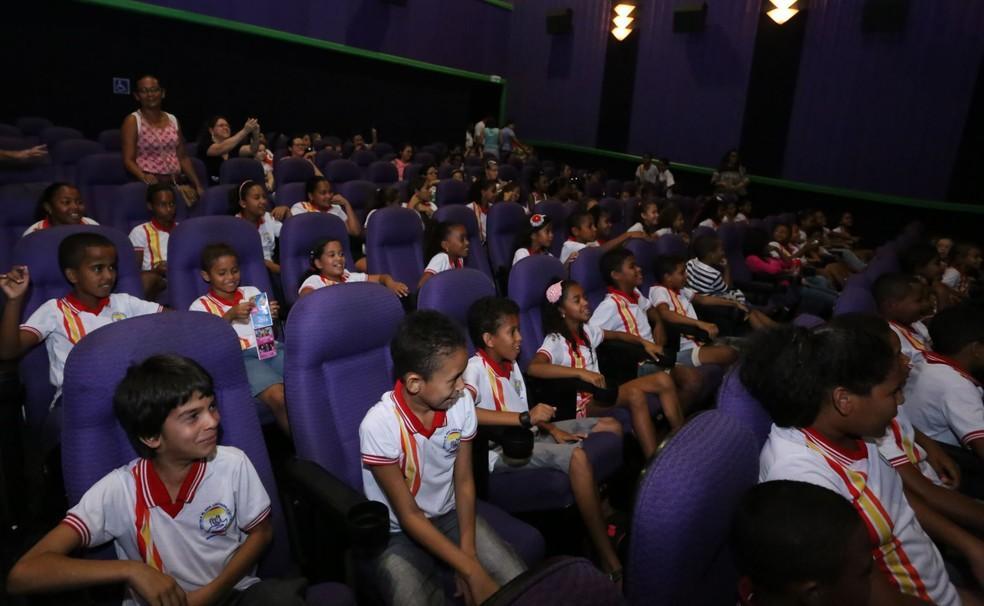 cinema aracaju infantil