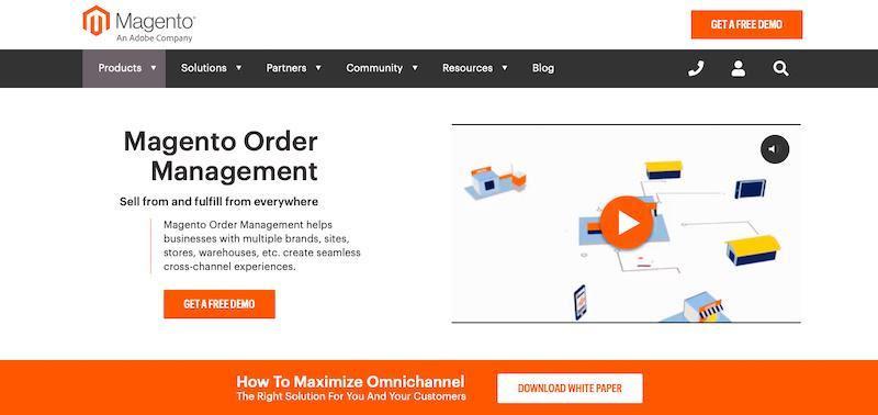 Magento Omnichannel strategy