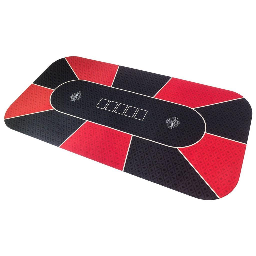 Thảm poker giúp cho người chơi có thể linh hoạt thay đổi địa điểm