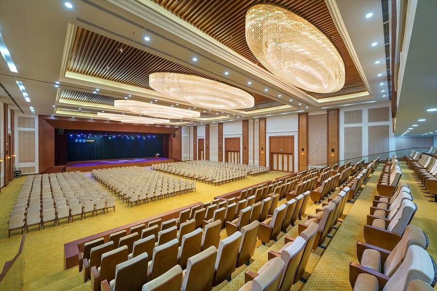 Trung tâm hội nghỉ quốc Tế - FLC LUXURY HOTEL SẦM SƠN