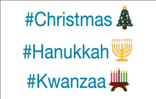 Image result for kwanzaa hanukkah and christmas