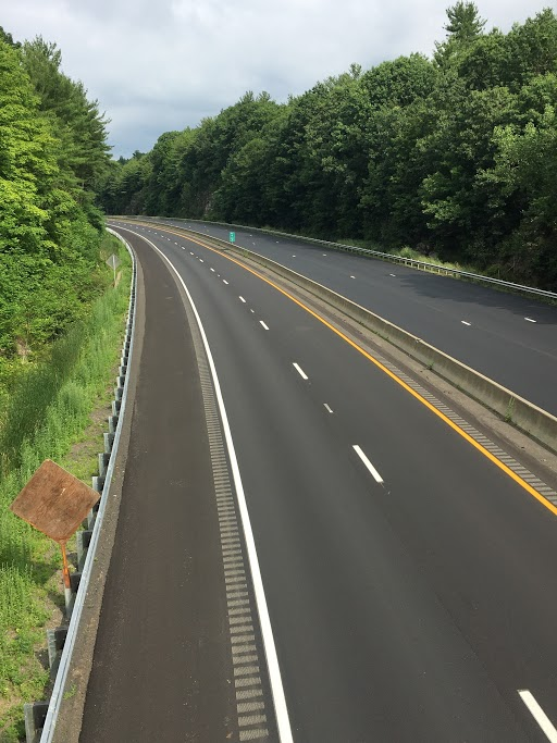 How Northeast Paving Utilized FleetWatcher for I-90 Blandford Projects