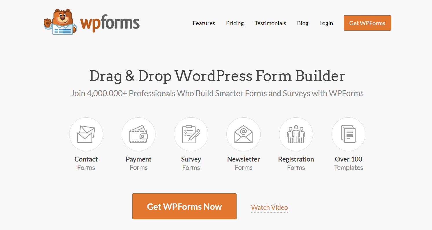 7 Best Contact Forms To Use With Mailchimp 1