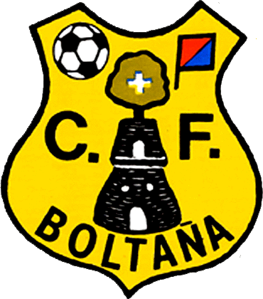 Resultado de imagen de ESCUDO CF BOLTAÑA