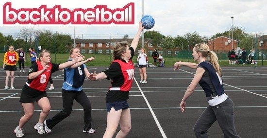 Back to Netball | GoSweat | Where to play Netball in Balham?