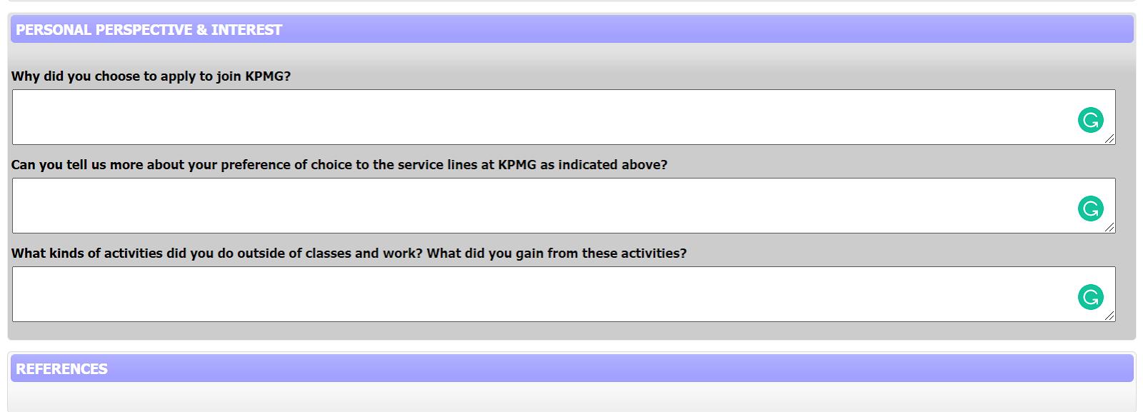 B3- Tại sao bạn ứng tuyển KPMG