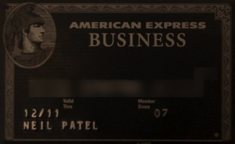 american express centurion card - American Express Business Credit Card
