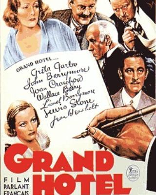 Gran Hotel (1932, Edmund Goulding)