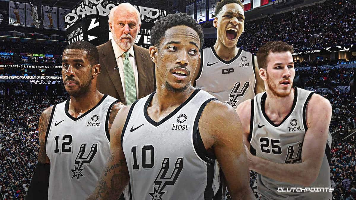 Grading the San Antonio Spurs' 2020 NBA offseason