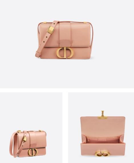 4. กระเป๋าสะพายข้าง : Dior รุ่น 30 Montaigne 02