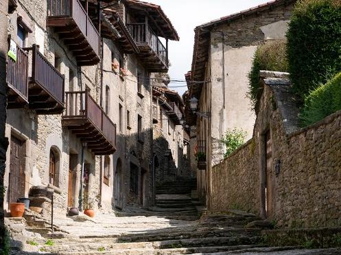 La calle de Fossar