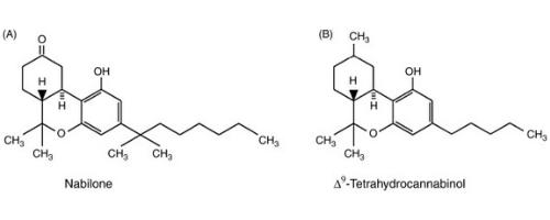Cannabis synthetics- Nabilone and Marinol