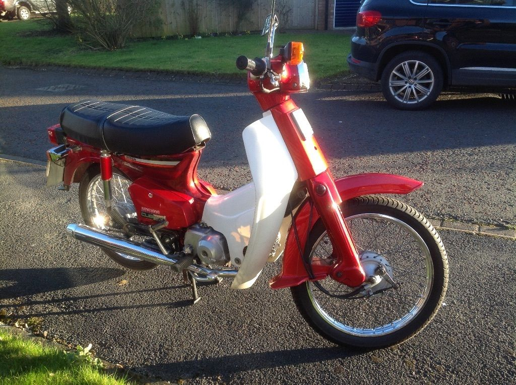 Honda Cub Original