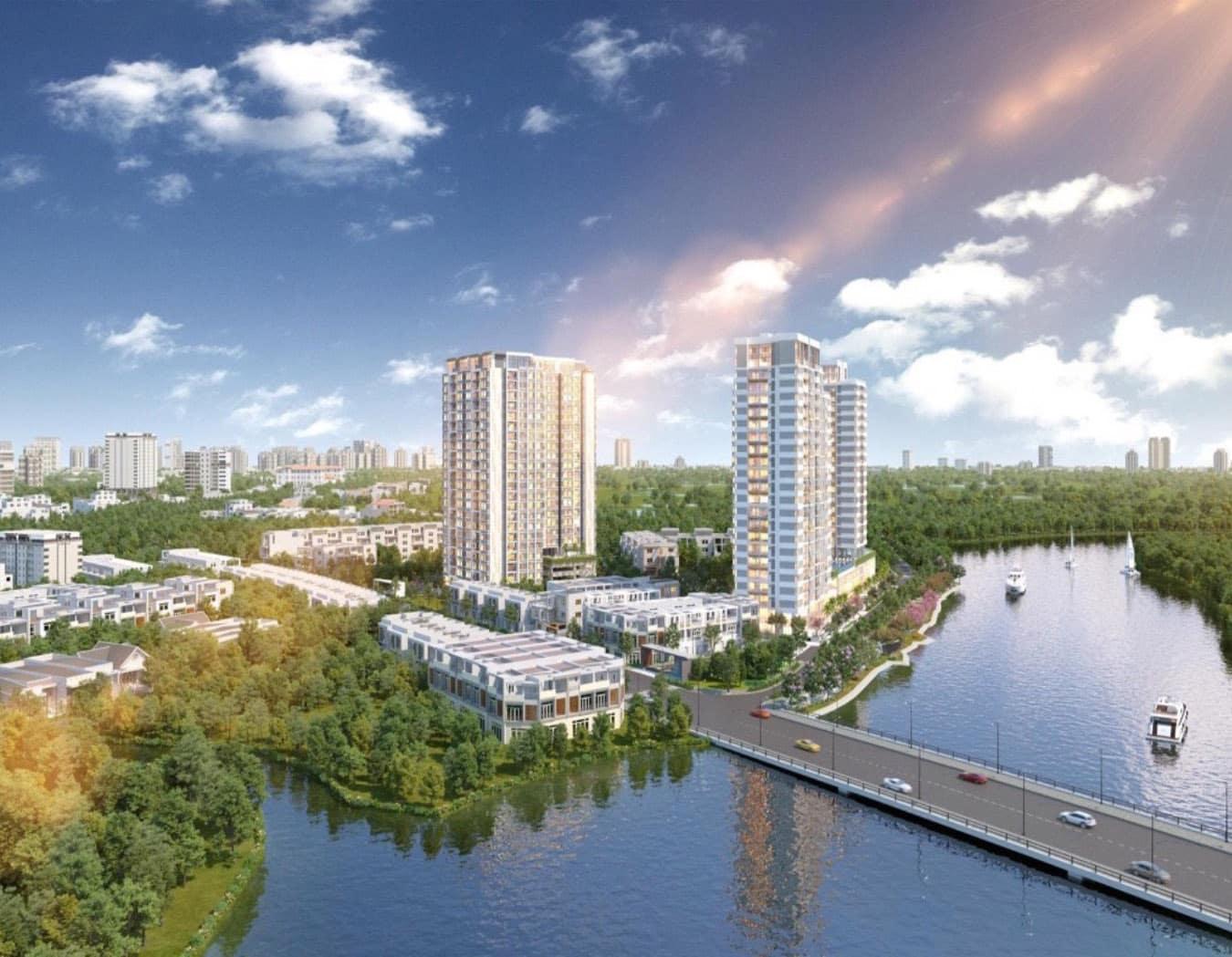 Những dự án bất động sản rất đáng để đầu tư