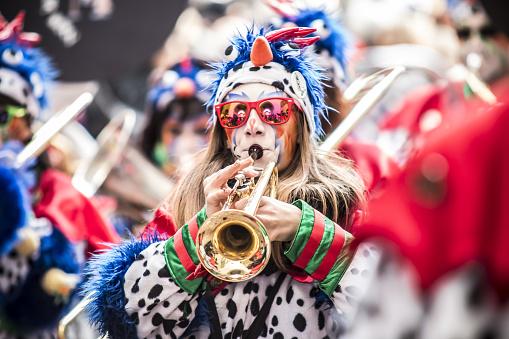 Carnaval sueco em Lucerna | Berlitz BR