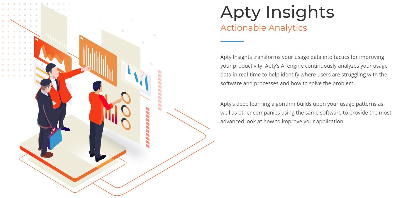 apty digital adoption platform