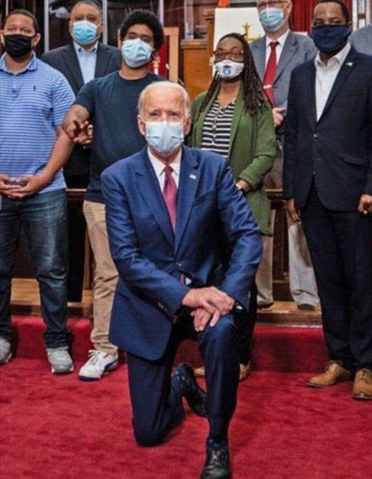 Góc nhìn: Joe Biden và Đảng Dân chủ với phong cách cam chịu 'không thể thở nổi'