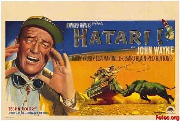 ¡Hatari! (1962, Howard Hawks)