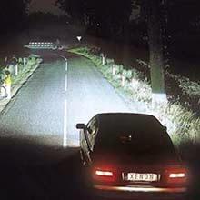 Kỹ thuật lái xe vào ban đêm