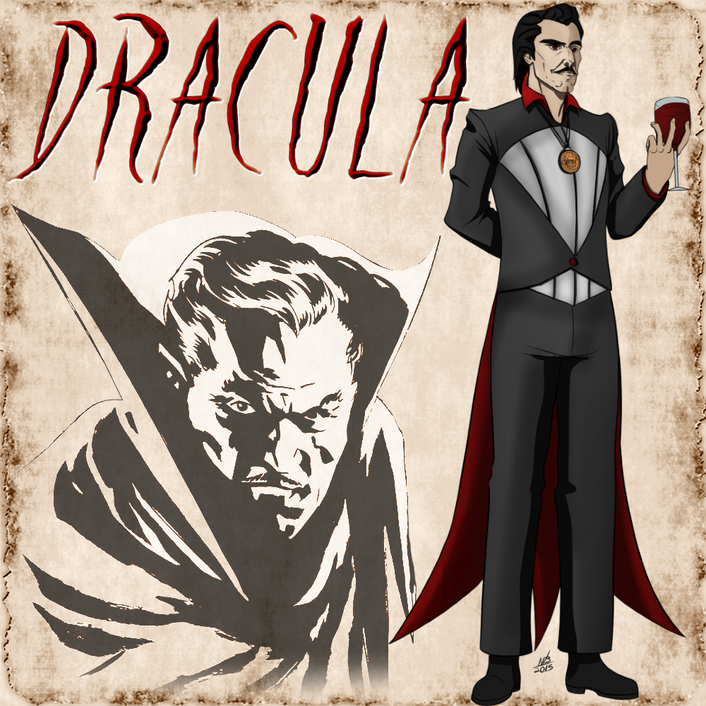 Epic Monsters: Dracula (5E) | Morrus' Unofficial Tabletop