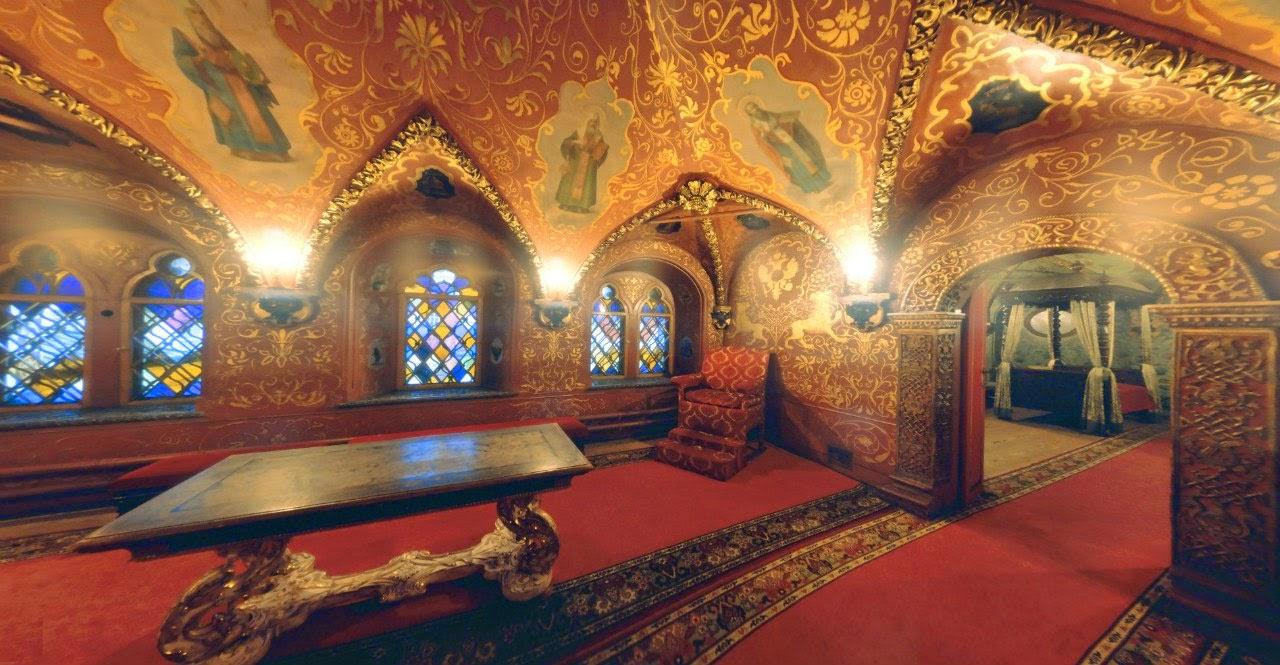 Палаты царя Руси