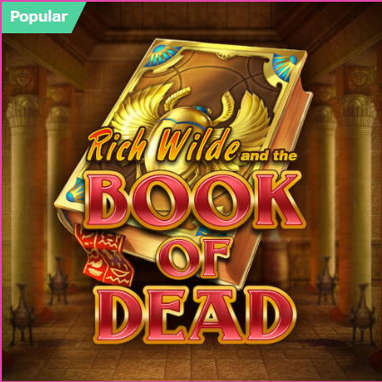 book of dead luckyniki