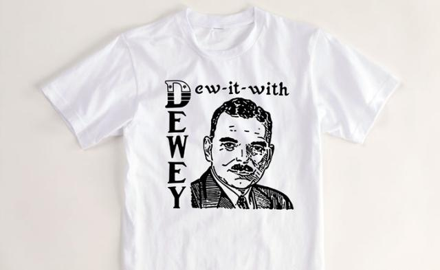 Tee shirt T.E. Dewey