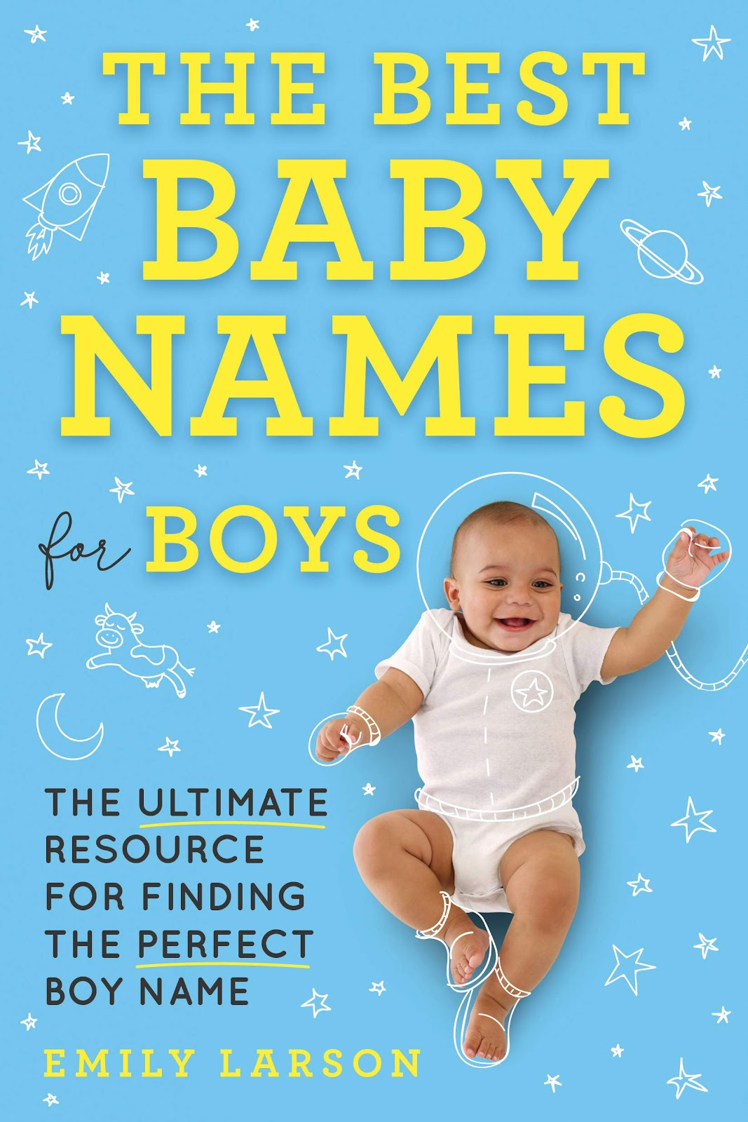 Best Baby Name Books - The Best Baby Names for Boys