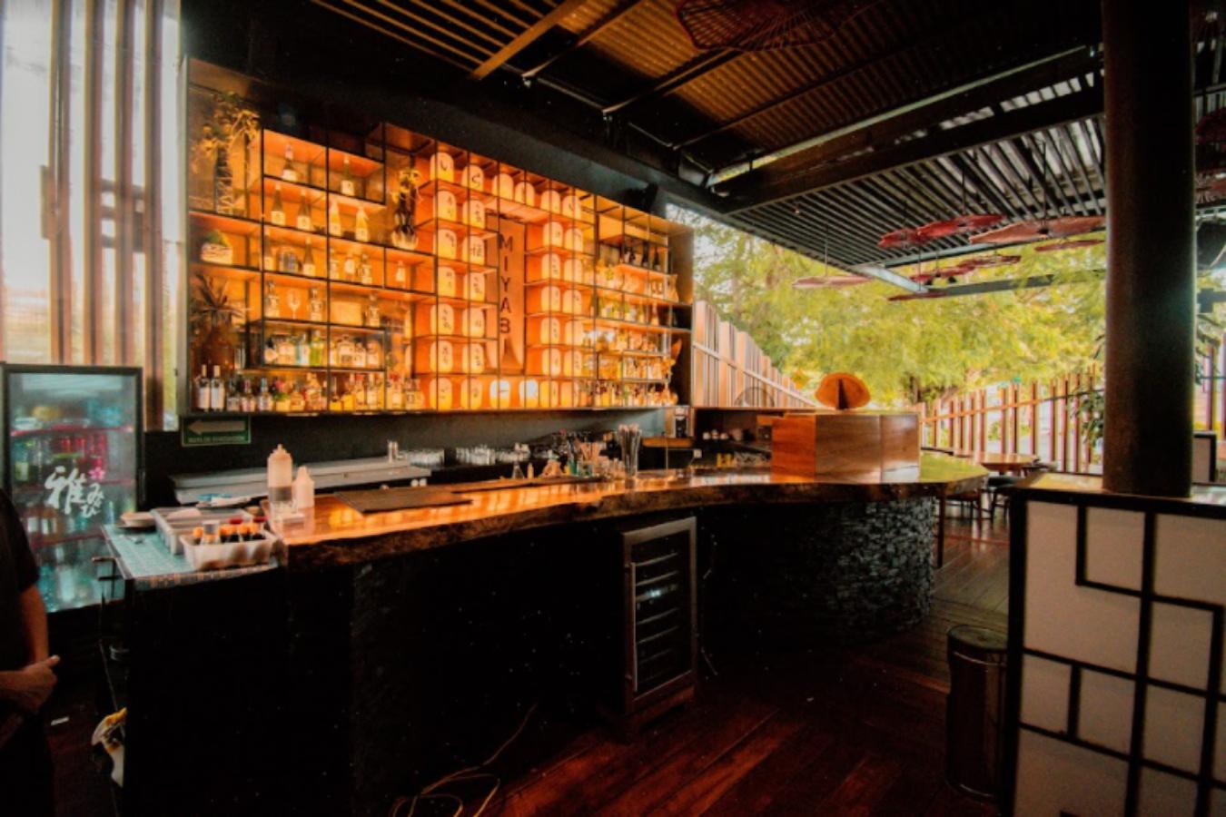 barra de restaurante japones