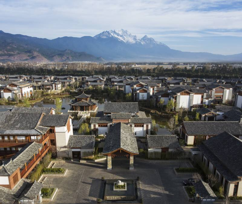 Image result for jinmao hotel lijiang