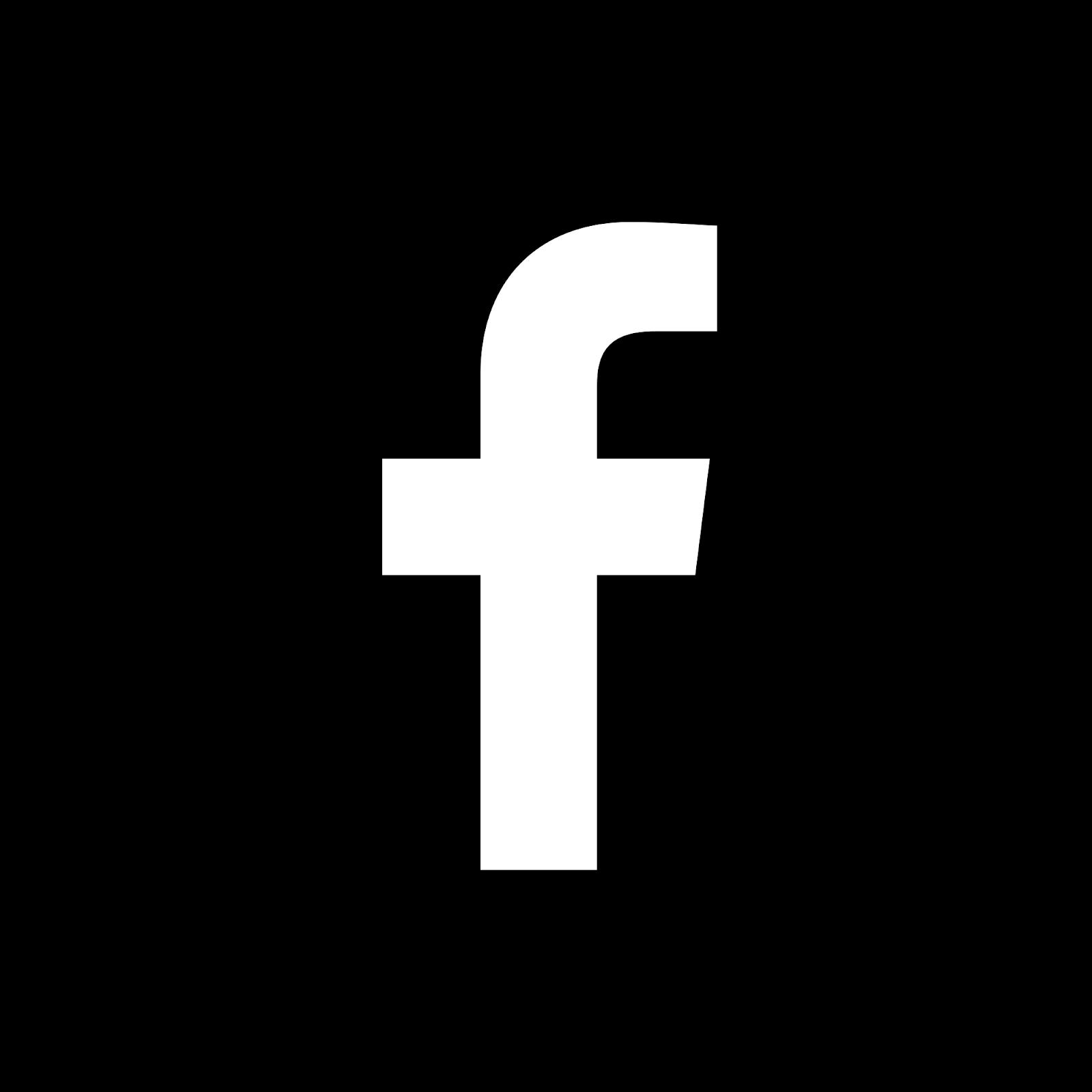 File:Facebook icon (black).svg - Wikimedia Commons
