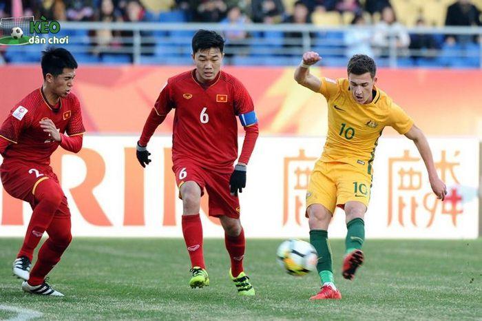 Soi kèo bóng đá Việt Nam vs Australia ngày 07/09/2021 1