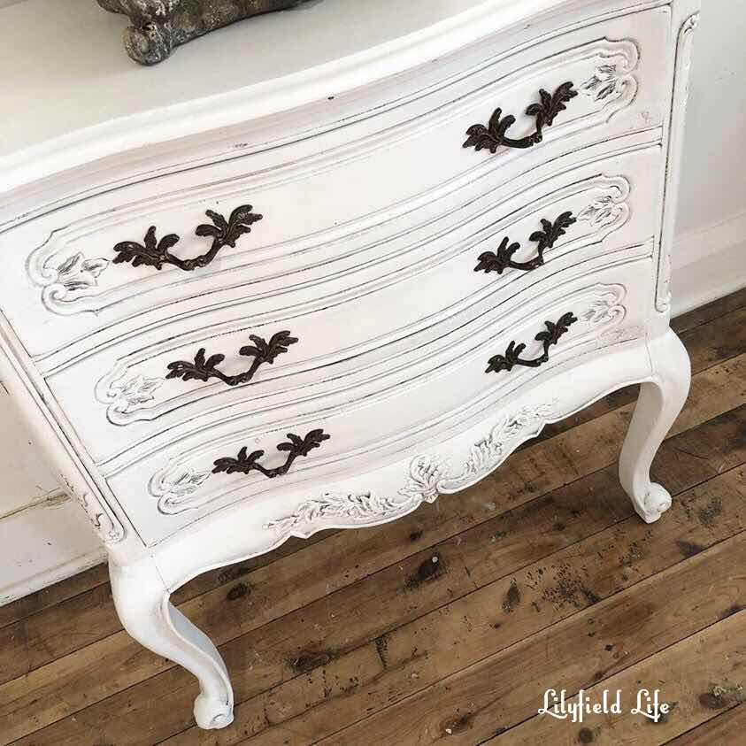 white French drawers Lilyfield life
