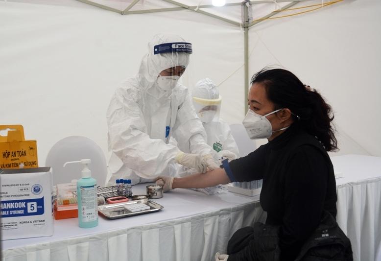 Hà Nội: Xét nghiệm phát hiện nhiễm viêm phổi Vũ Hán trong giai đoạn mới