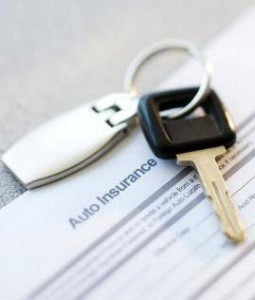 auto insurance policy document